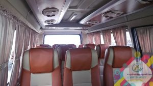 interior isuzu elf
