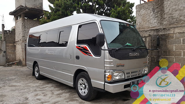 isuzu elf yang legendaris